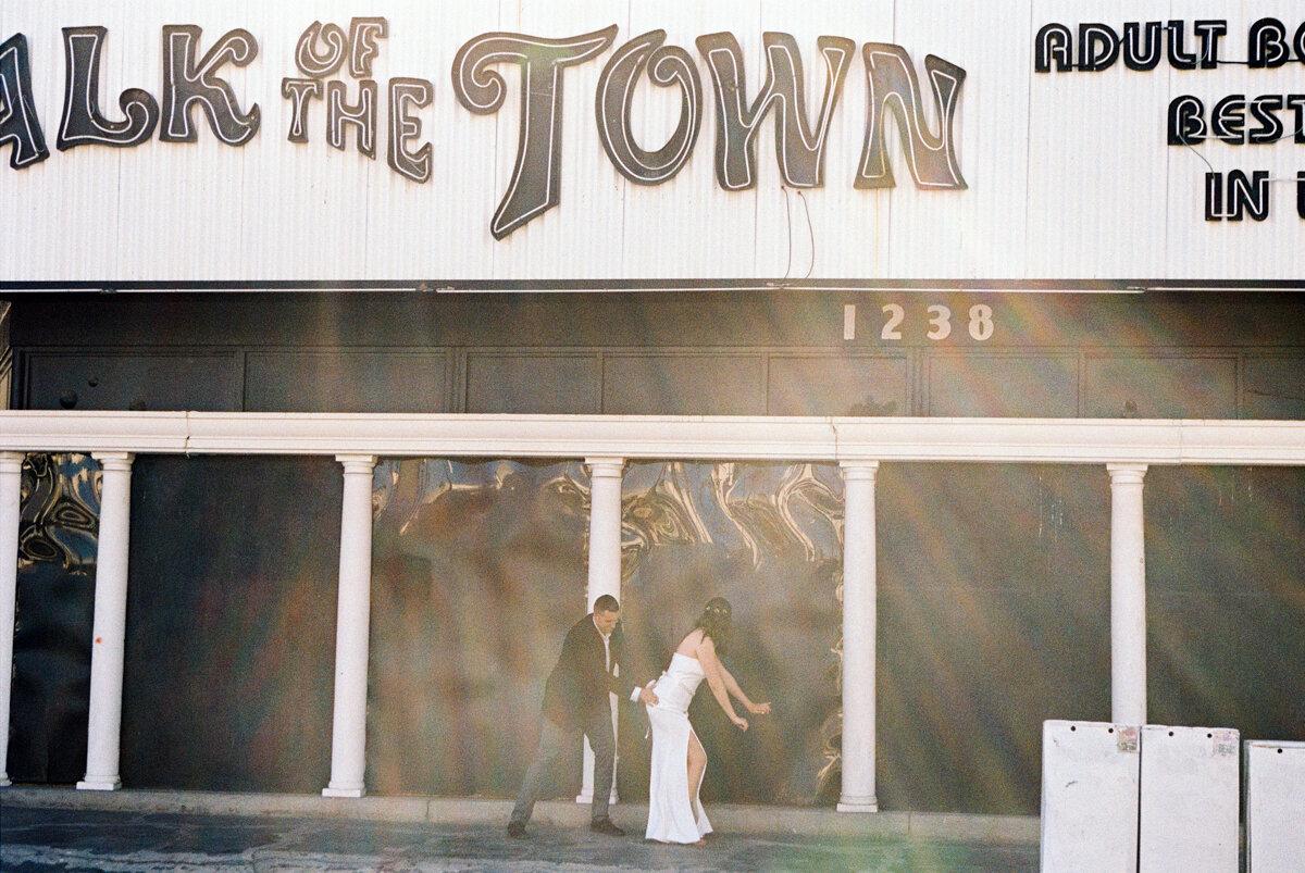 talk of the town las vegas shop