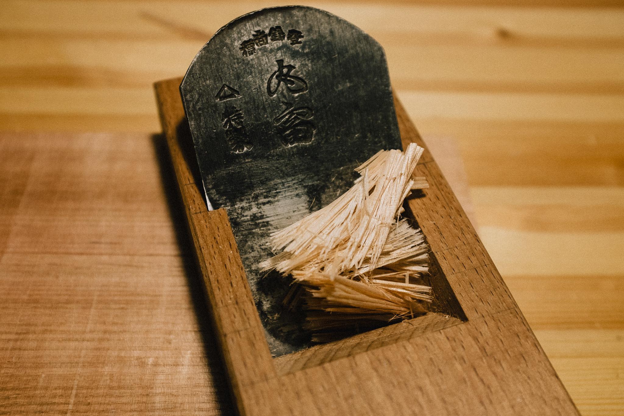 Handmade kanna