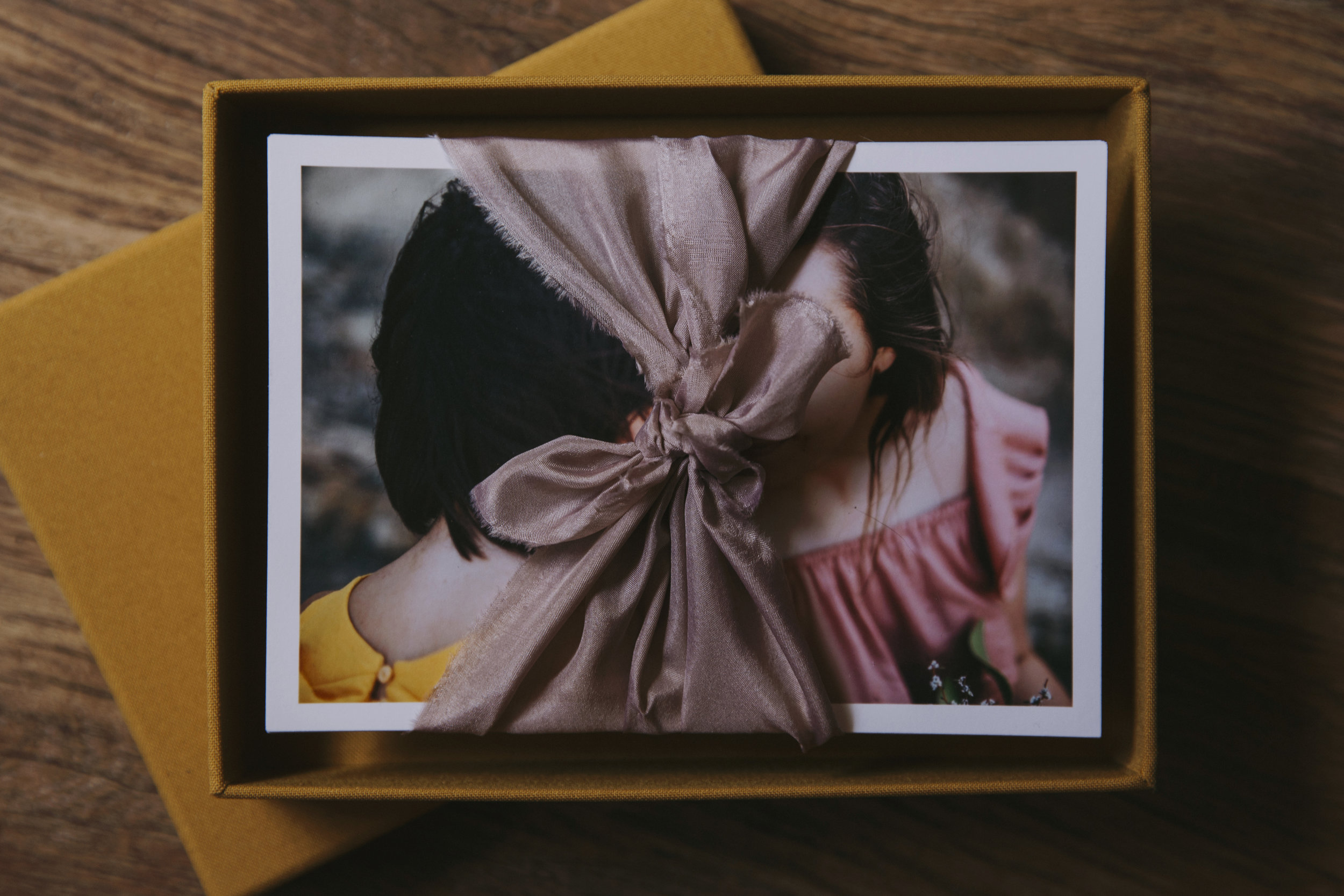 Prints and albums - I believe special photos and memories are deserving of a live beyond the digital realm, which is why all of my sessions include a print package.