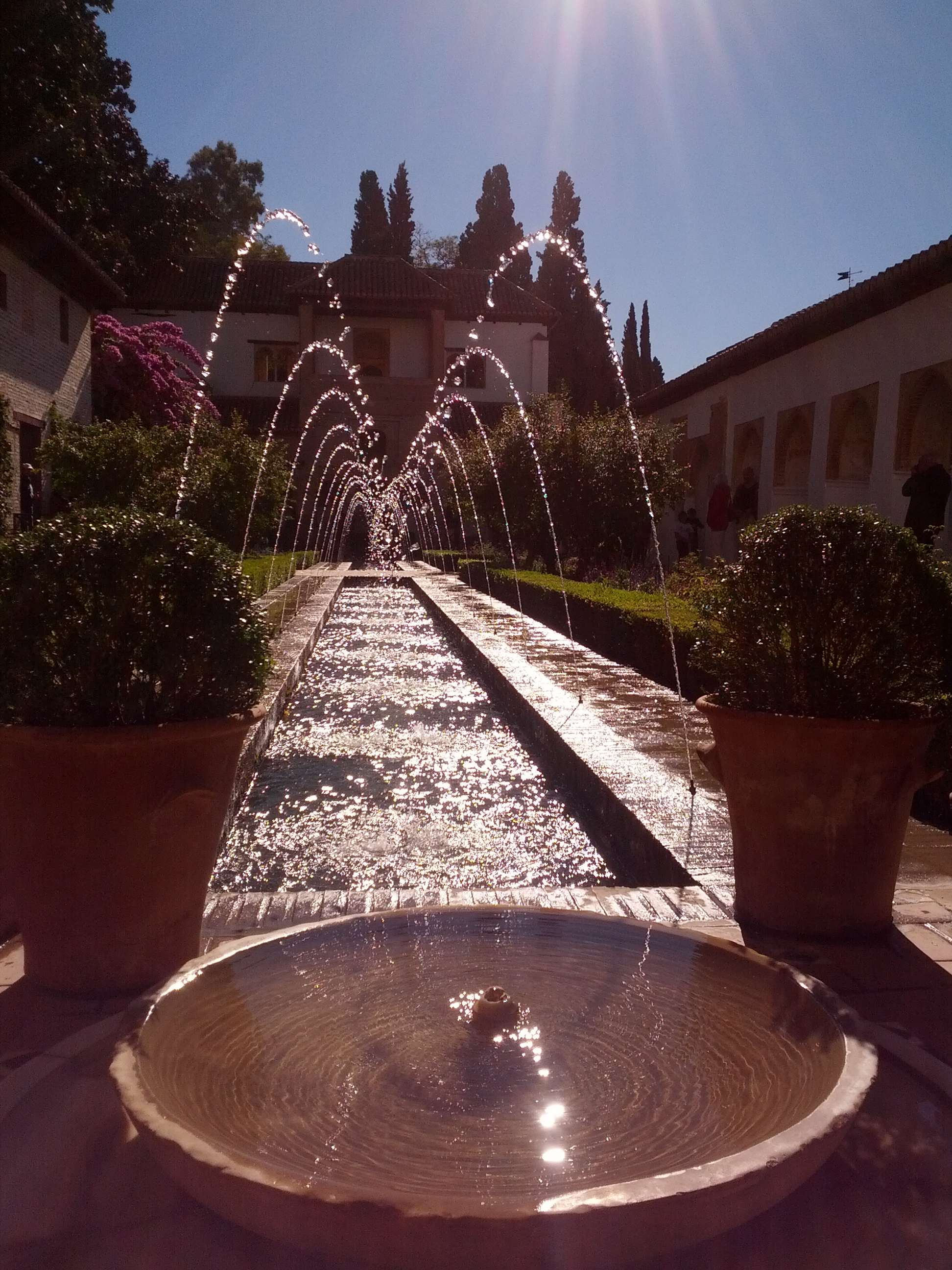 Fountain of Alhambra
