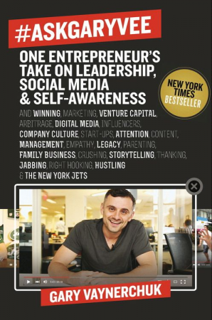 #AskGaryVee Book Cover