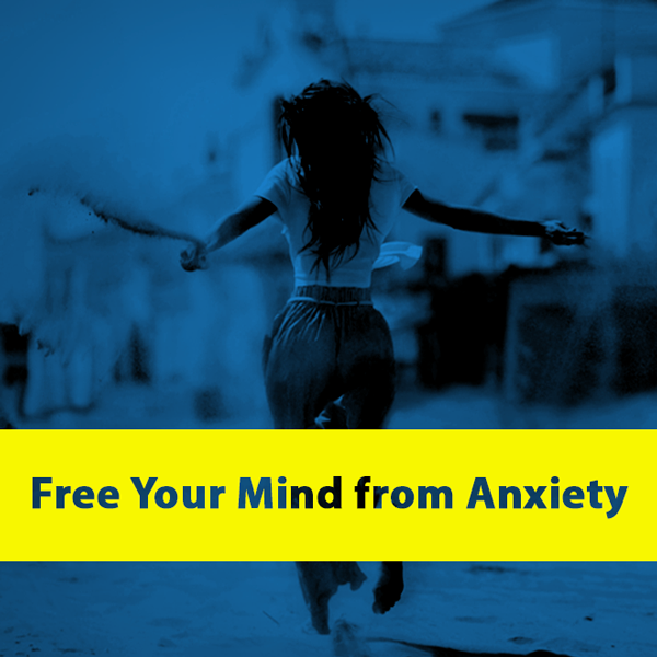 The ultimate anxiety relief program. Delivered online, this two-month program provides you with all the support and tools you need to get to the root of your anxiety so you can drastically improve your relationship with it as well as your quality of life.