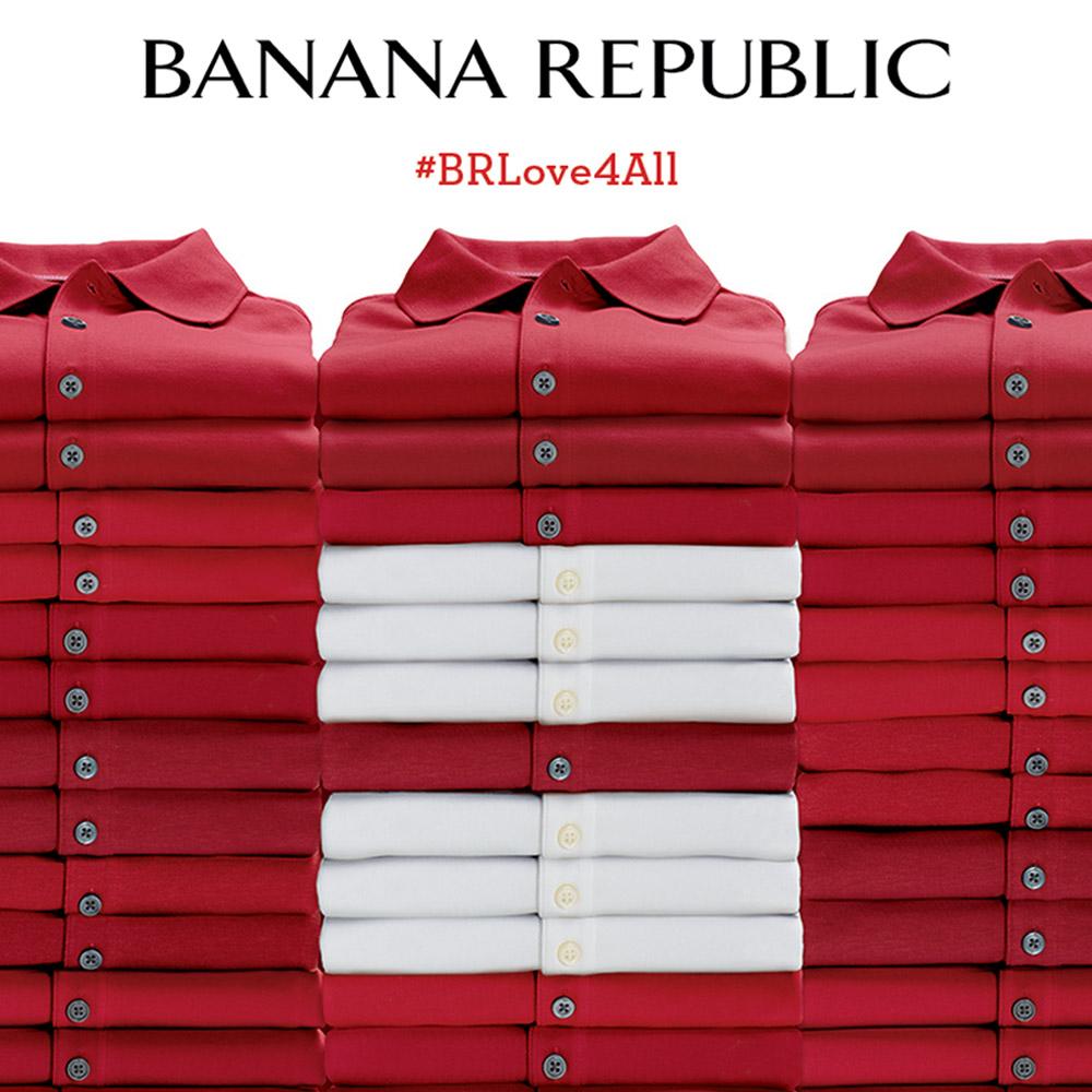 Banana Republic Equality Logo