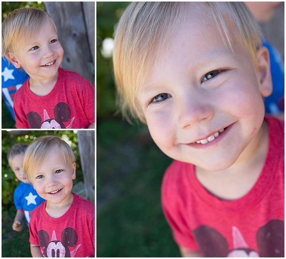 boy red shirt children photographer Tacoma