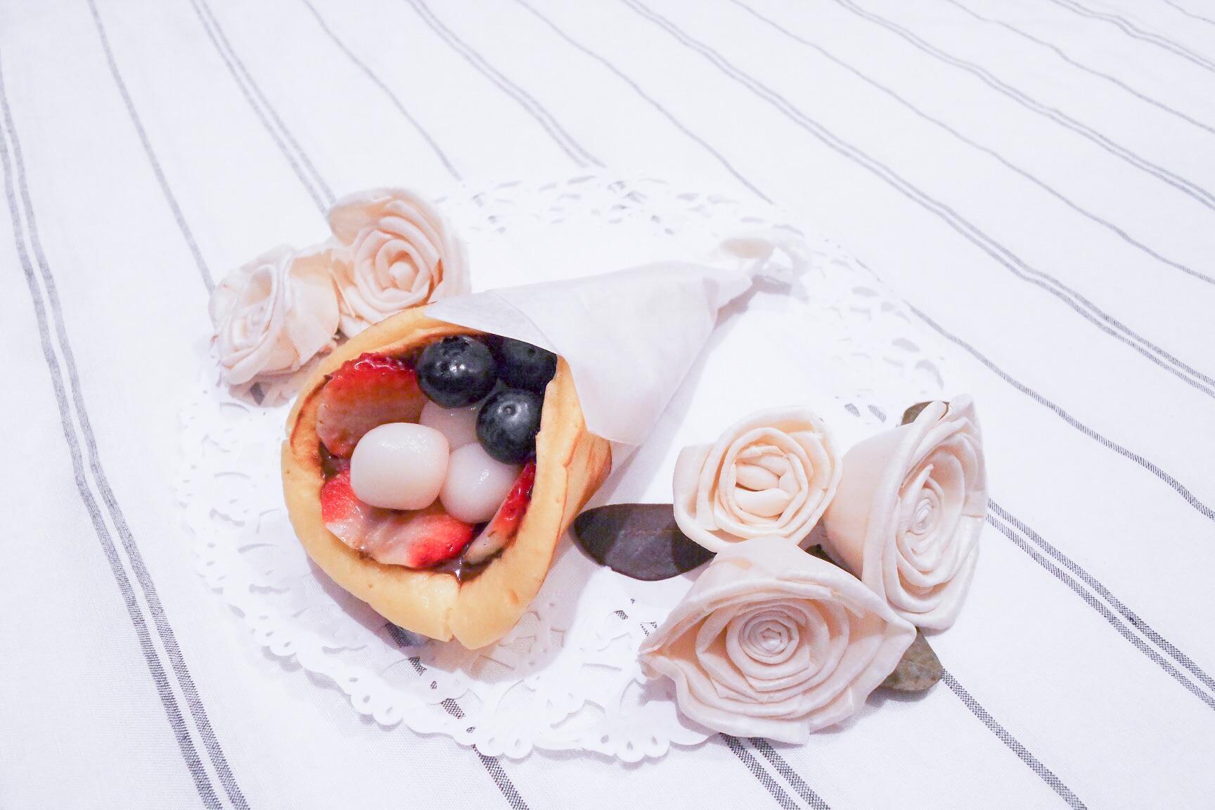 日本傳統小吃「白玉」2.JPG