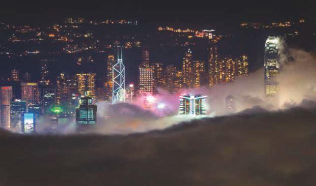《夜夢中的香港》-黃再希