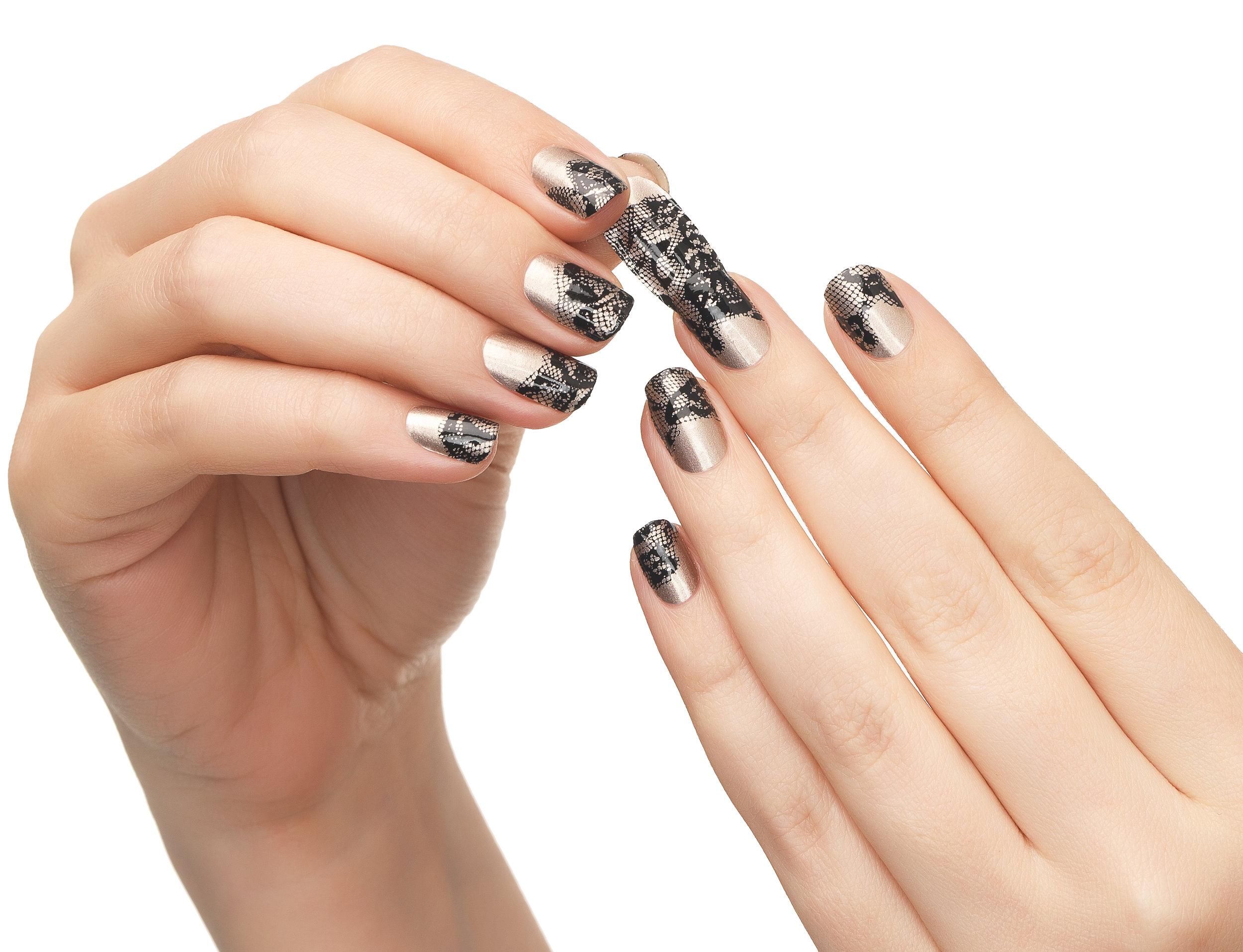 貼式指甲油DIY