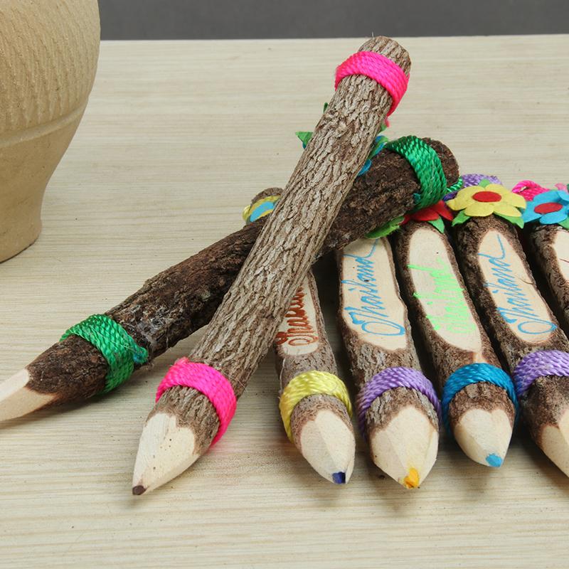 免費泰式小禮 - 泰式木製小鉛筆.jpg