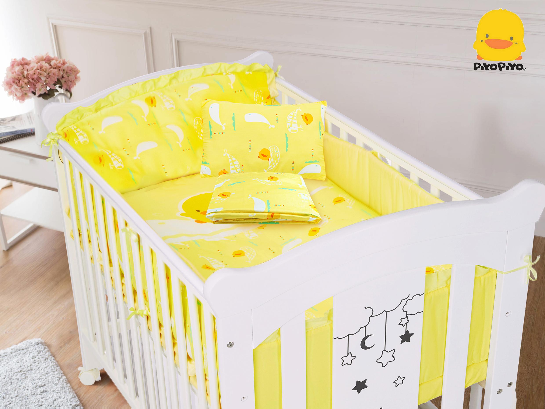 (D2 promotion)$699 黃色小鴨安睡彩繪海洋純棉抗敏七件被套裝.jpg