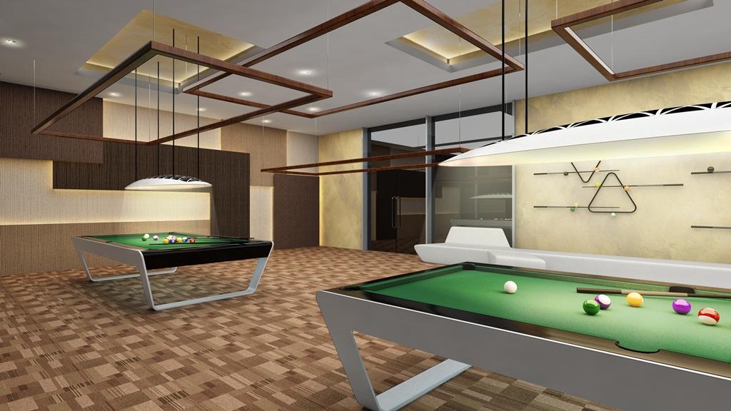 Billiard Room - Swaranabhoomi