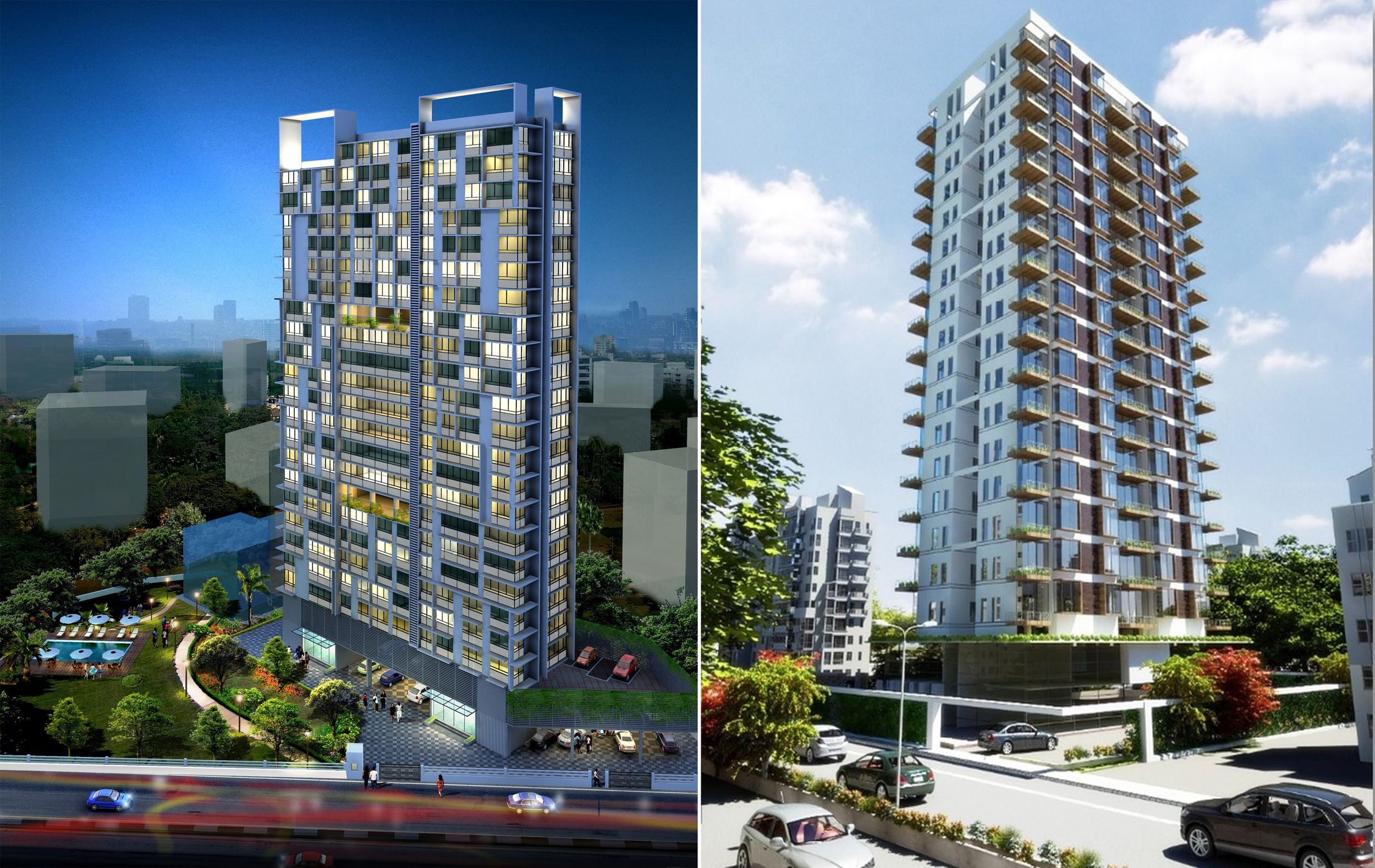 Residential Apartment - Mumbai