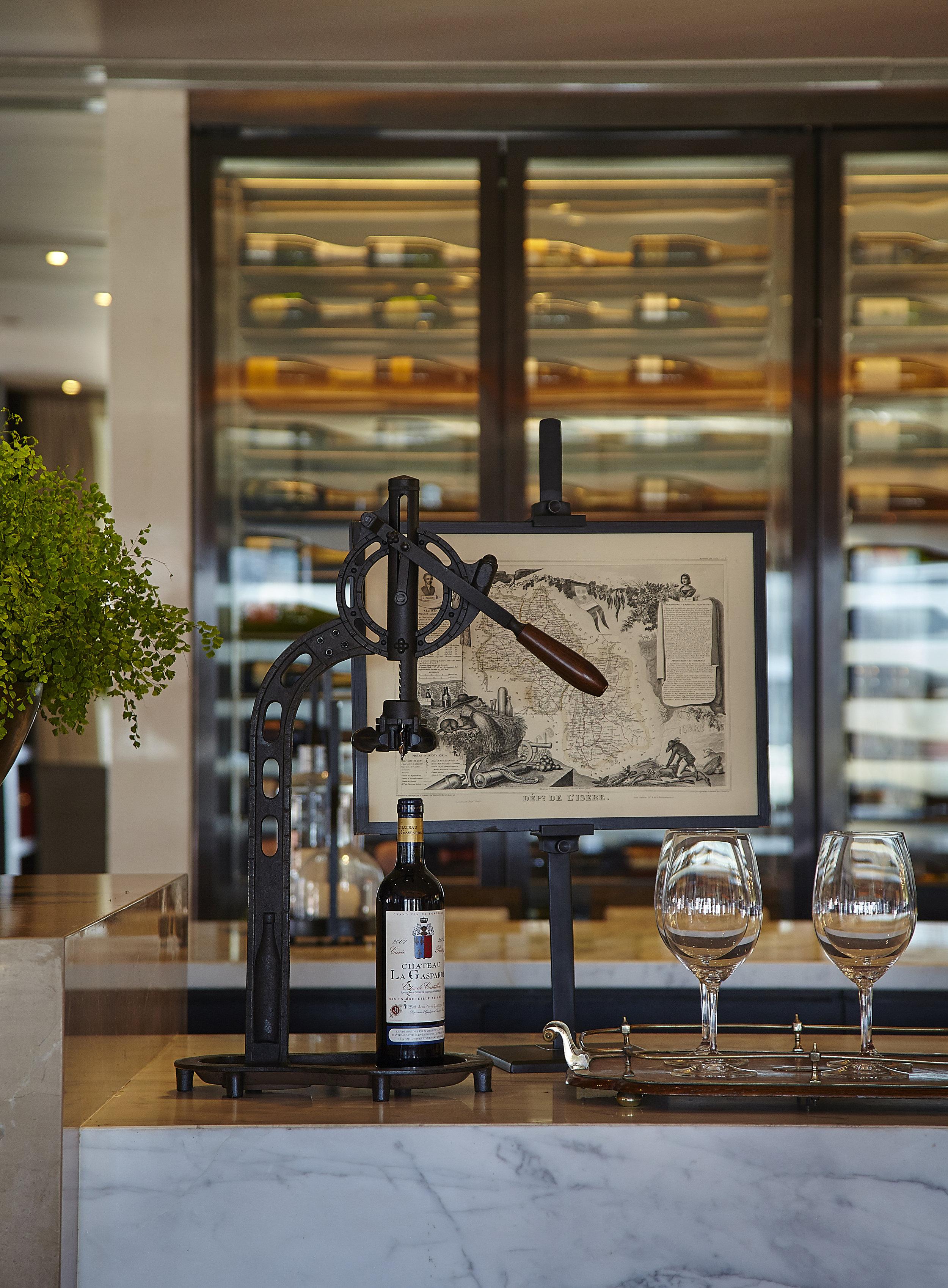 Bistro B | Rosewood Beijing | Restaurant