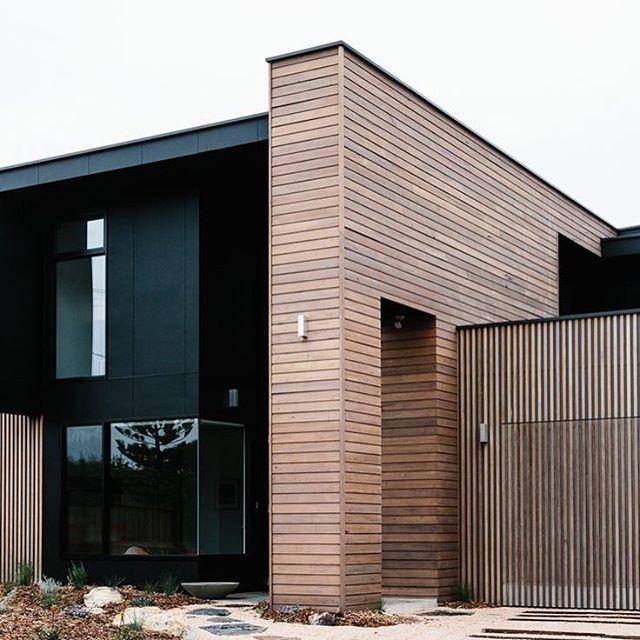 Modern architecture. Nowoczesne domy#modernhouses#modernarchitecture#interiors#interior#interiordesign#house#houseideas# source: archdaily.com