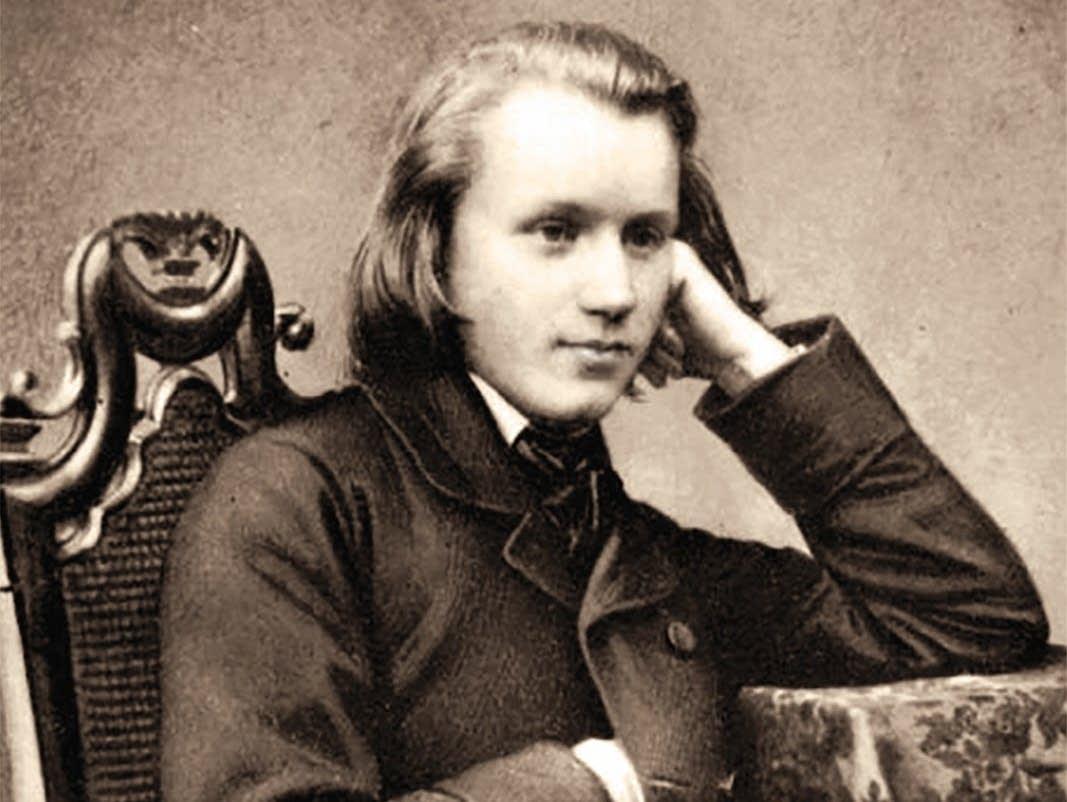 Quelle: Young Johannes Brahms  terryrow.blogspot.com
