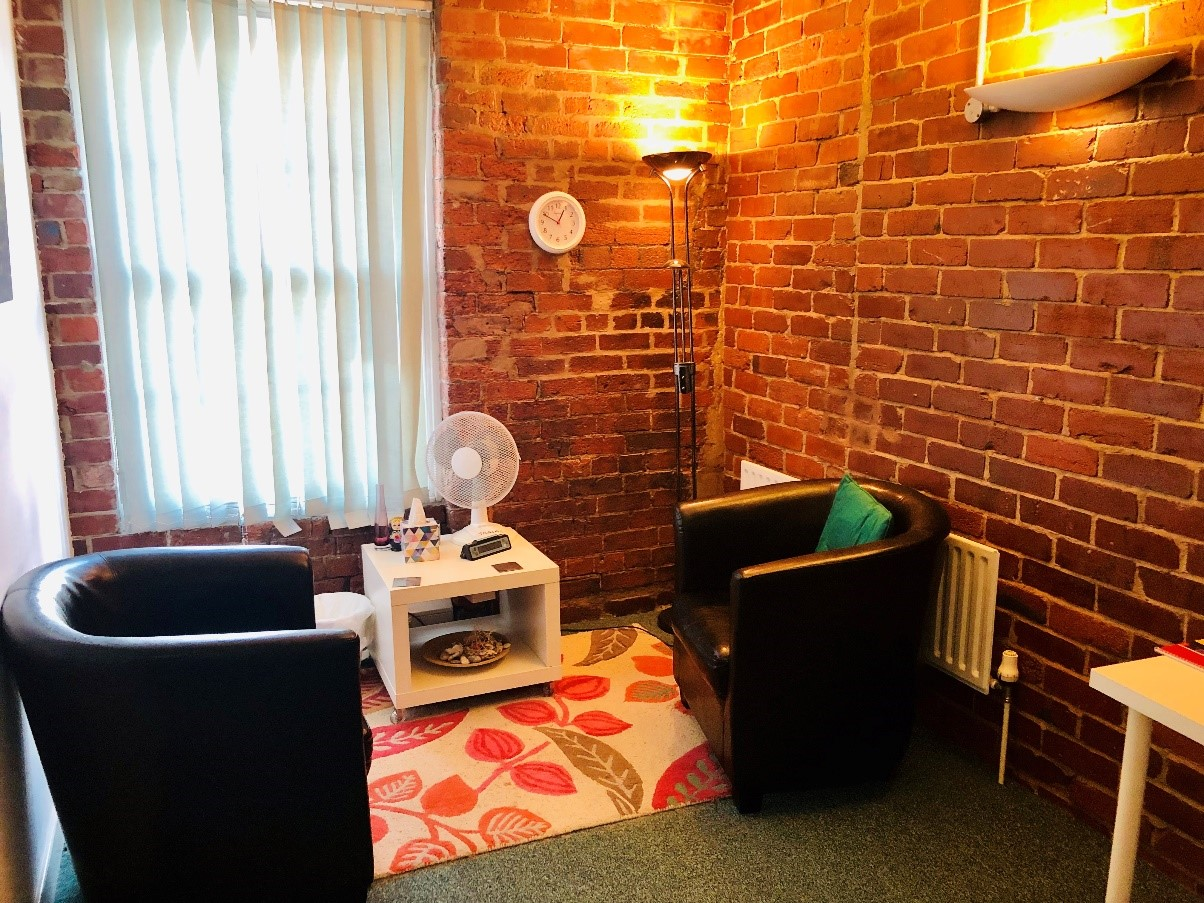 Counselling Room - One of our counselling rooms