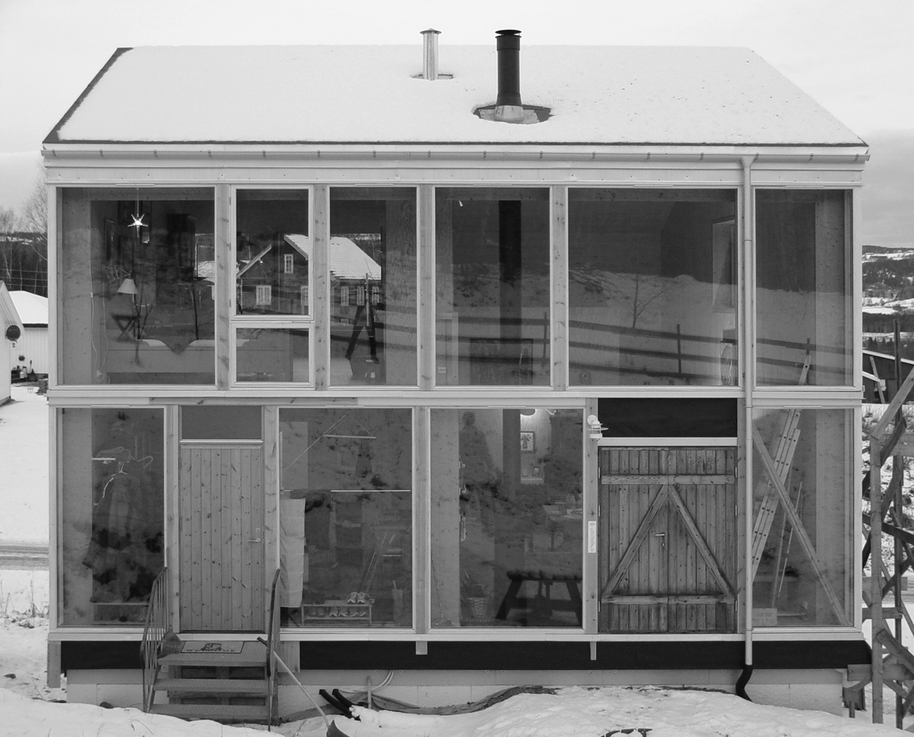 THE BIRISTRAND HOUSE