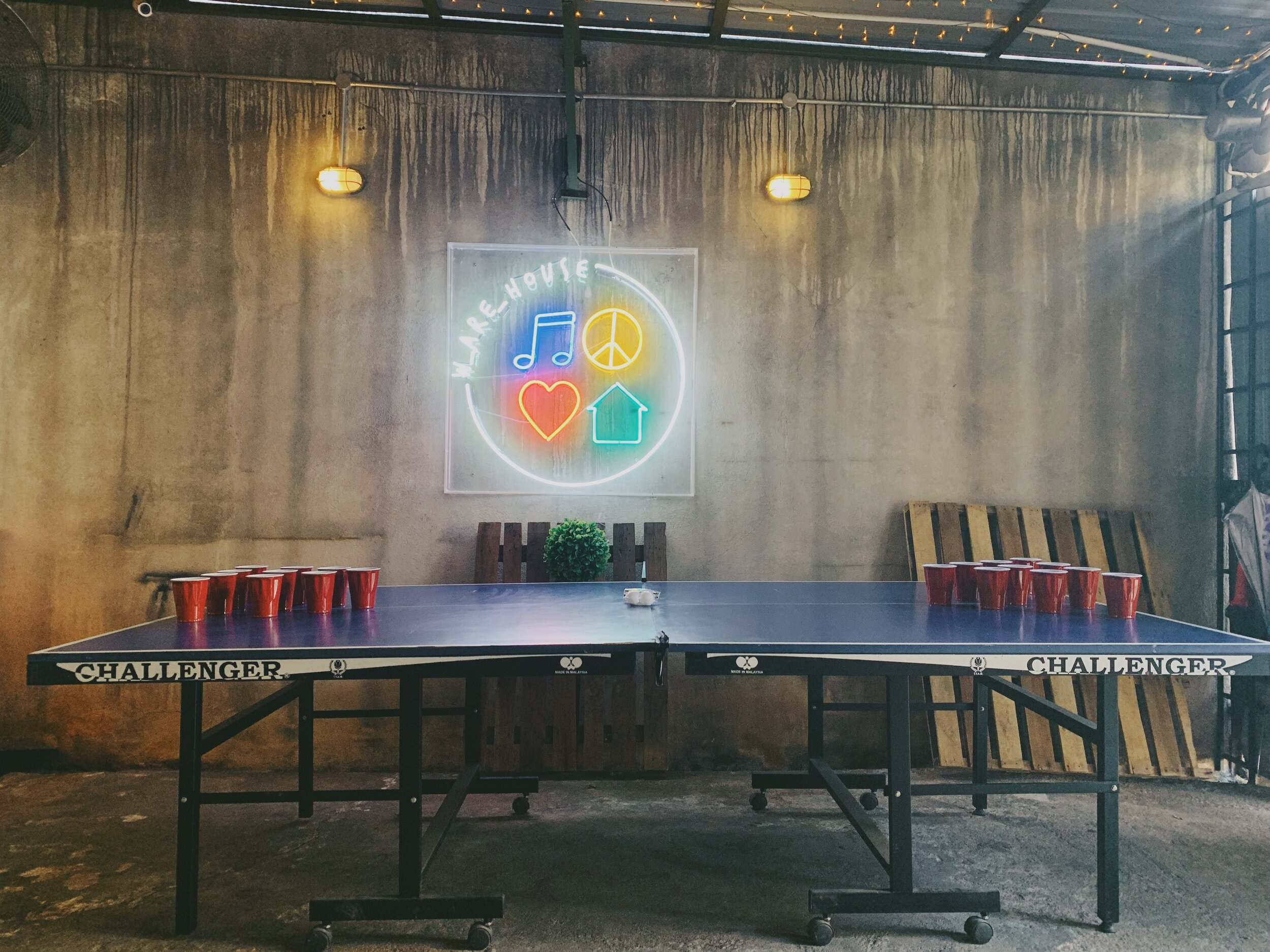 In-House Games - Keep your guests entertained at the party with some fun and games.