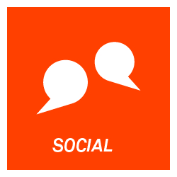 'Social' - For example, there will be more people in the future.