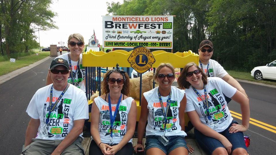 Riverfest Parade