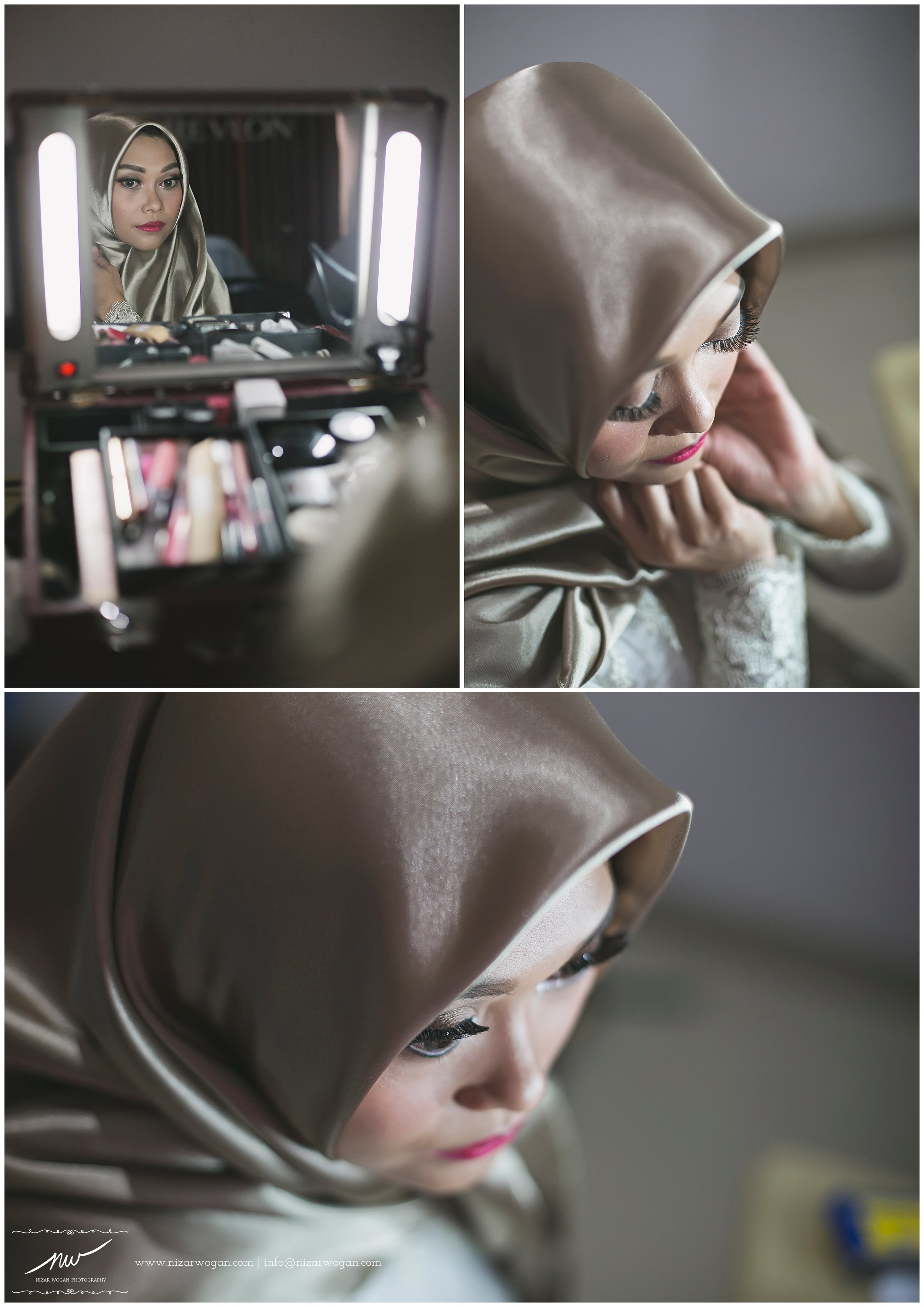 Loving the make up!