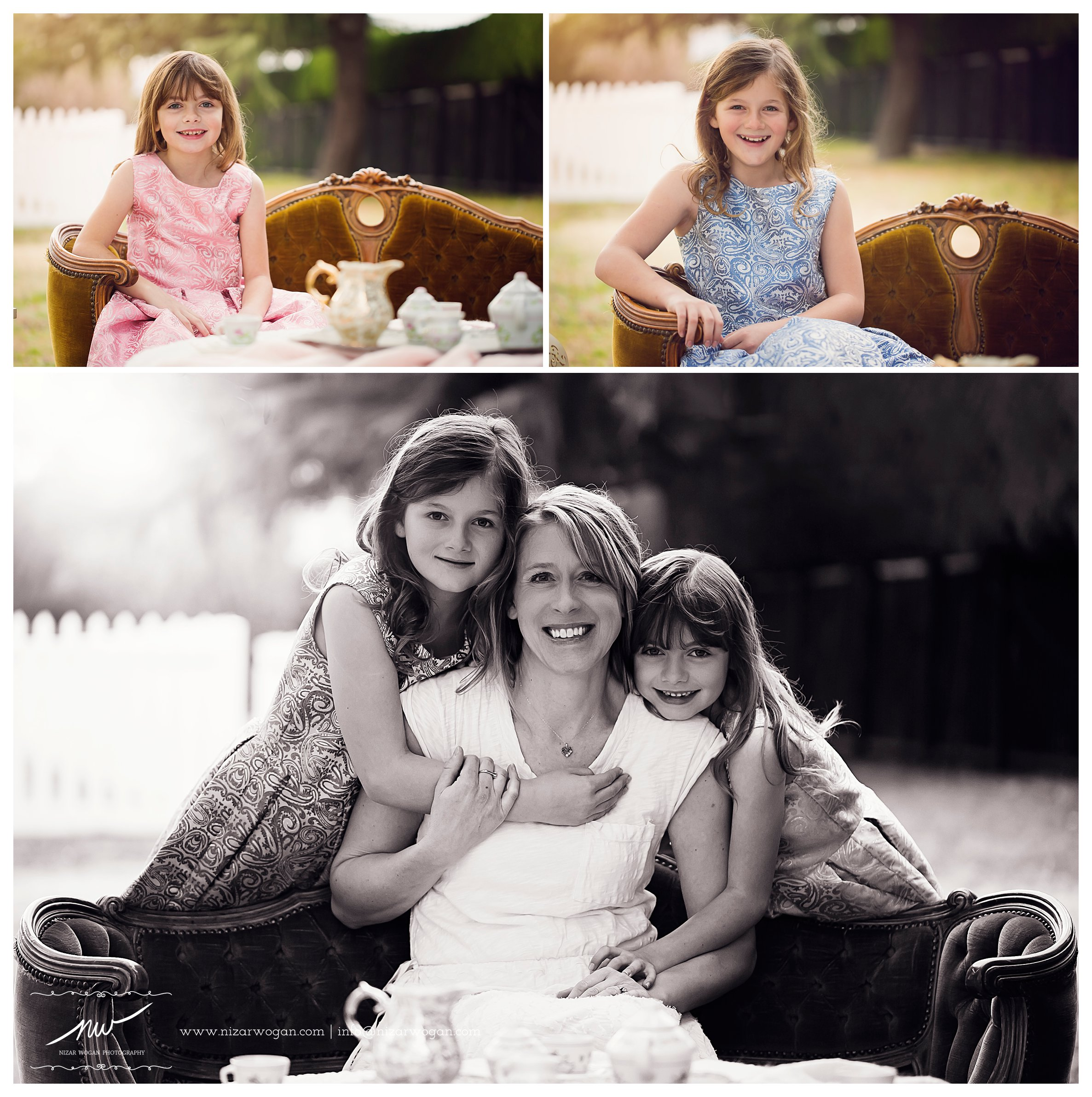 mother daughter pictures