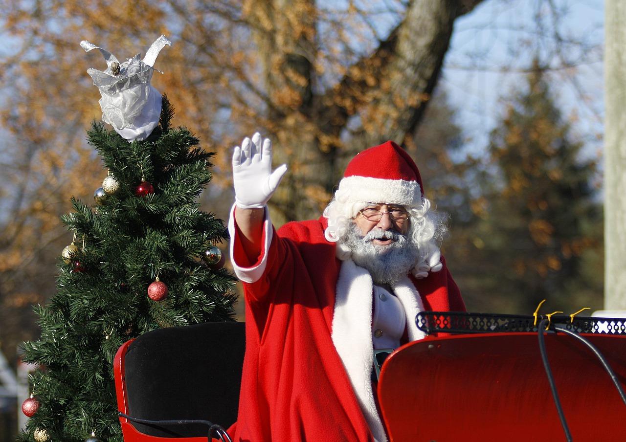 SAY IT ISN'T SO: Is Santa an international tax dodger?