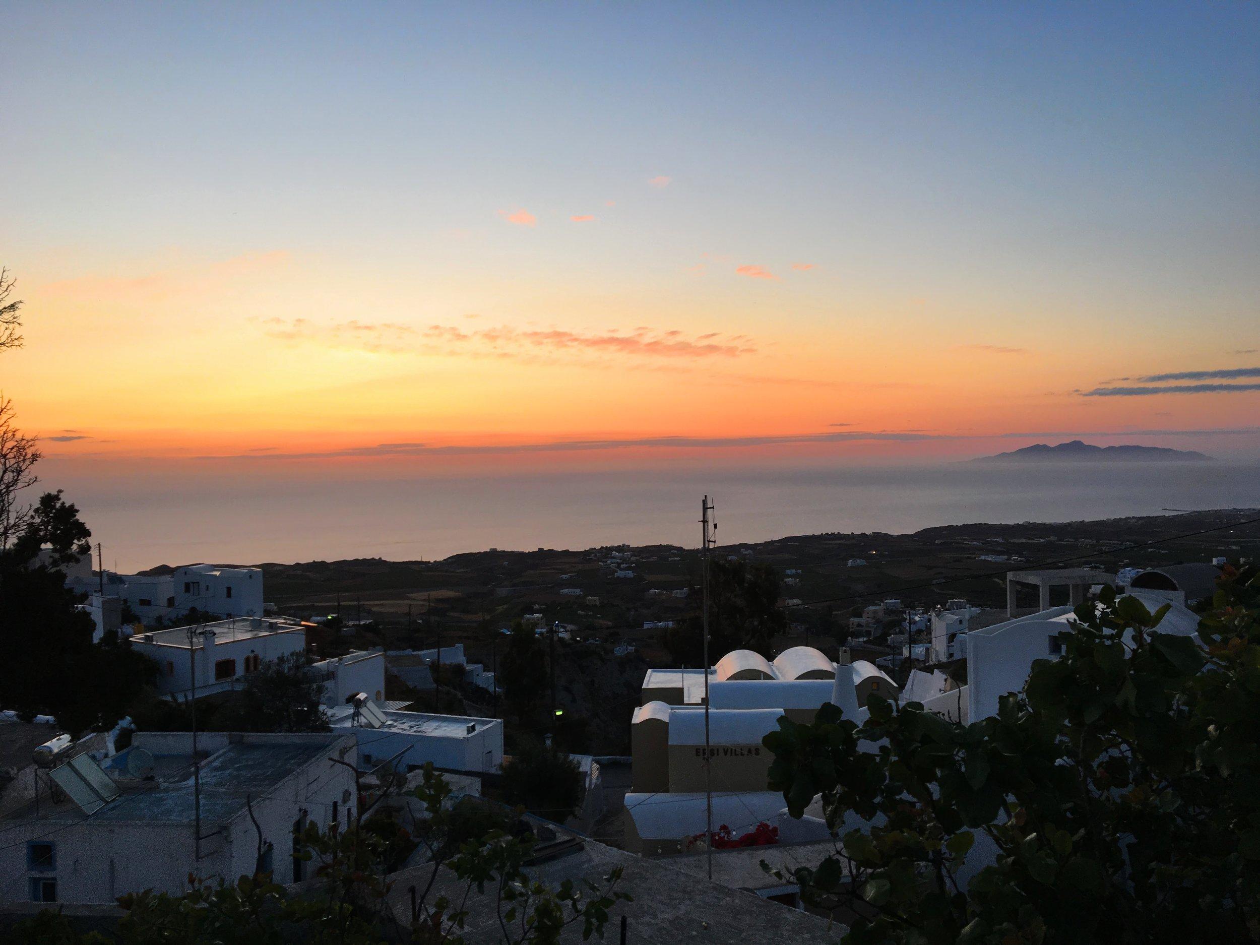 santorini-sunrise