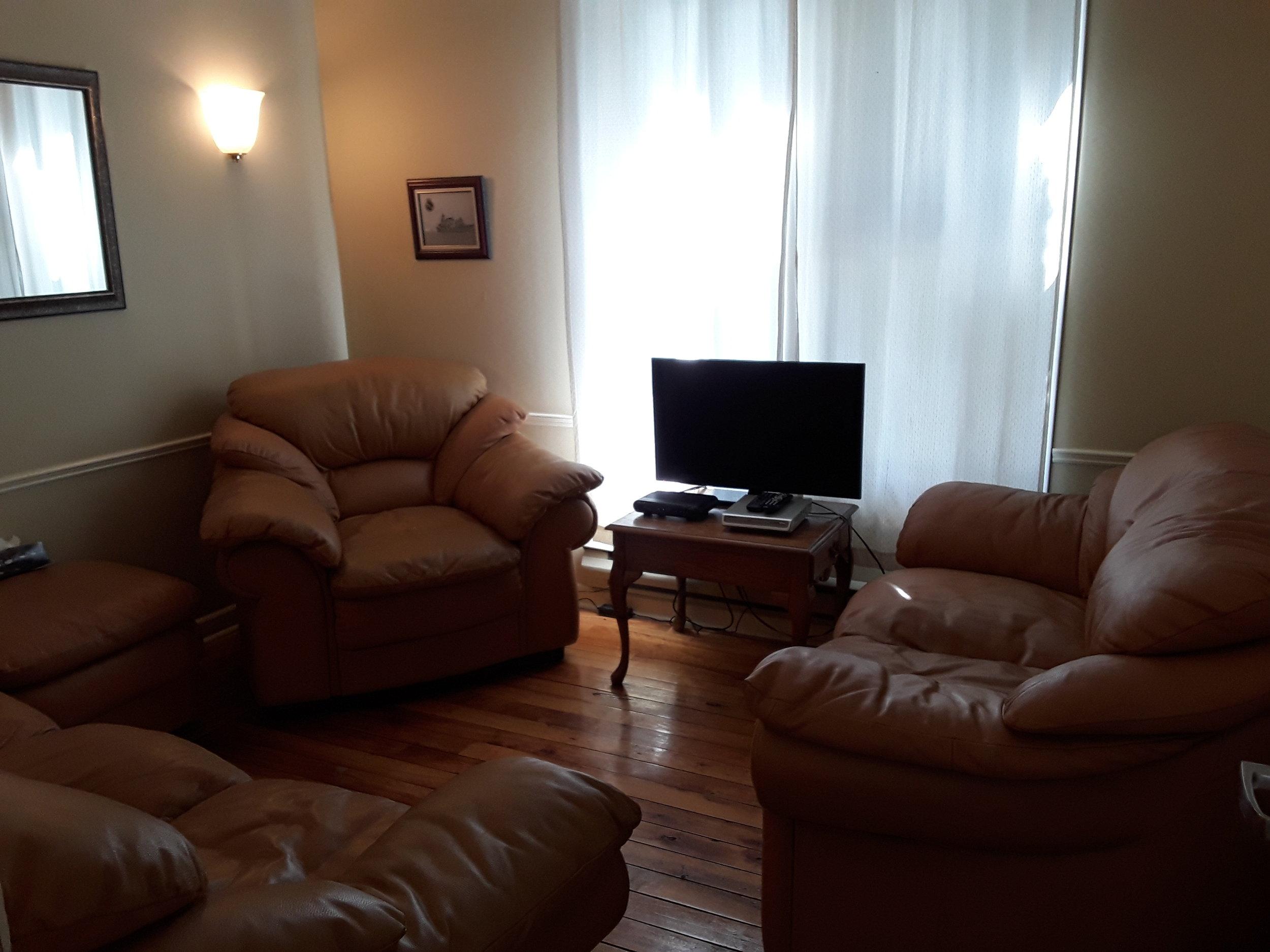 Front TV Room