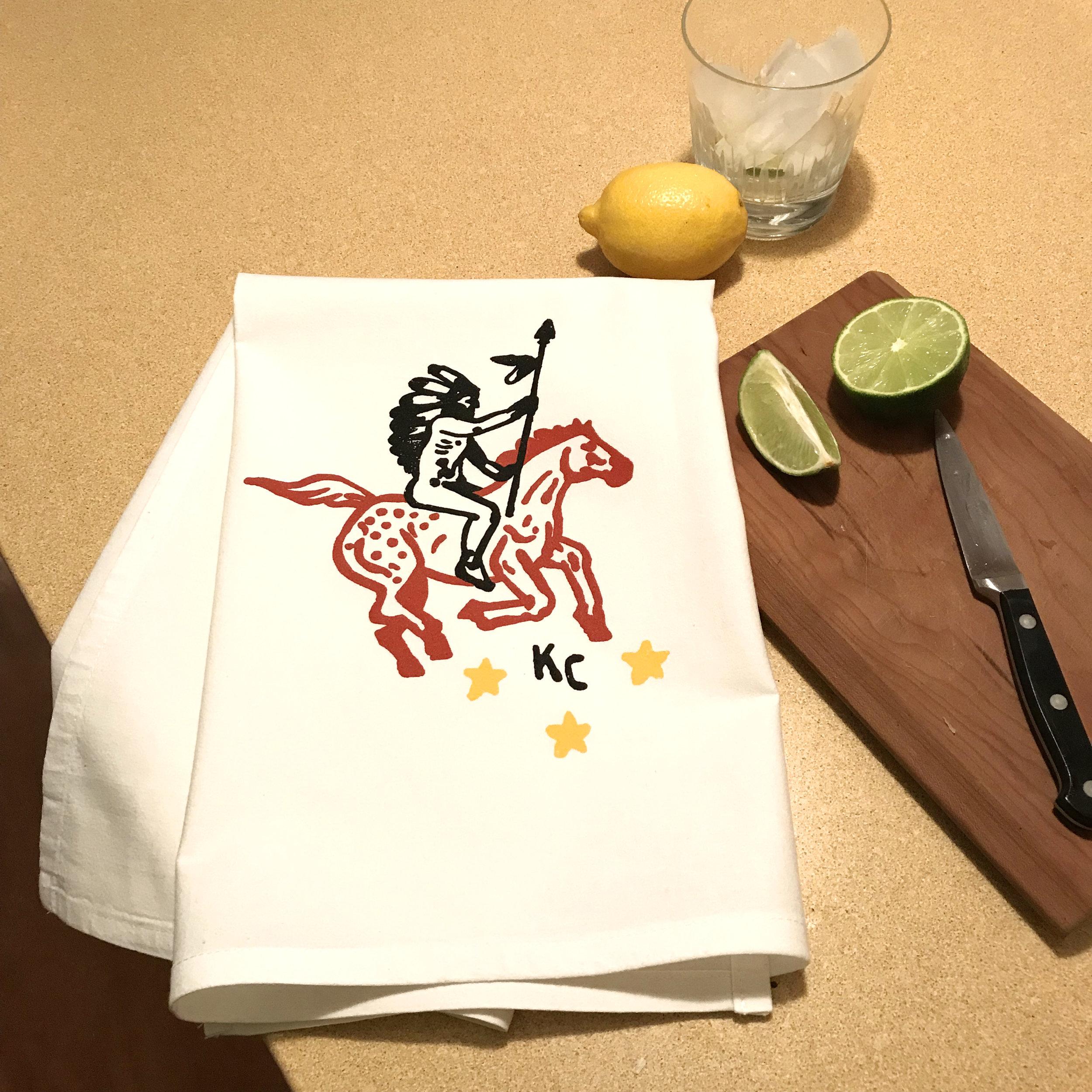 KC Battle Cry Towel