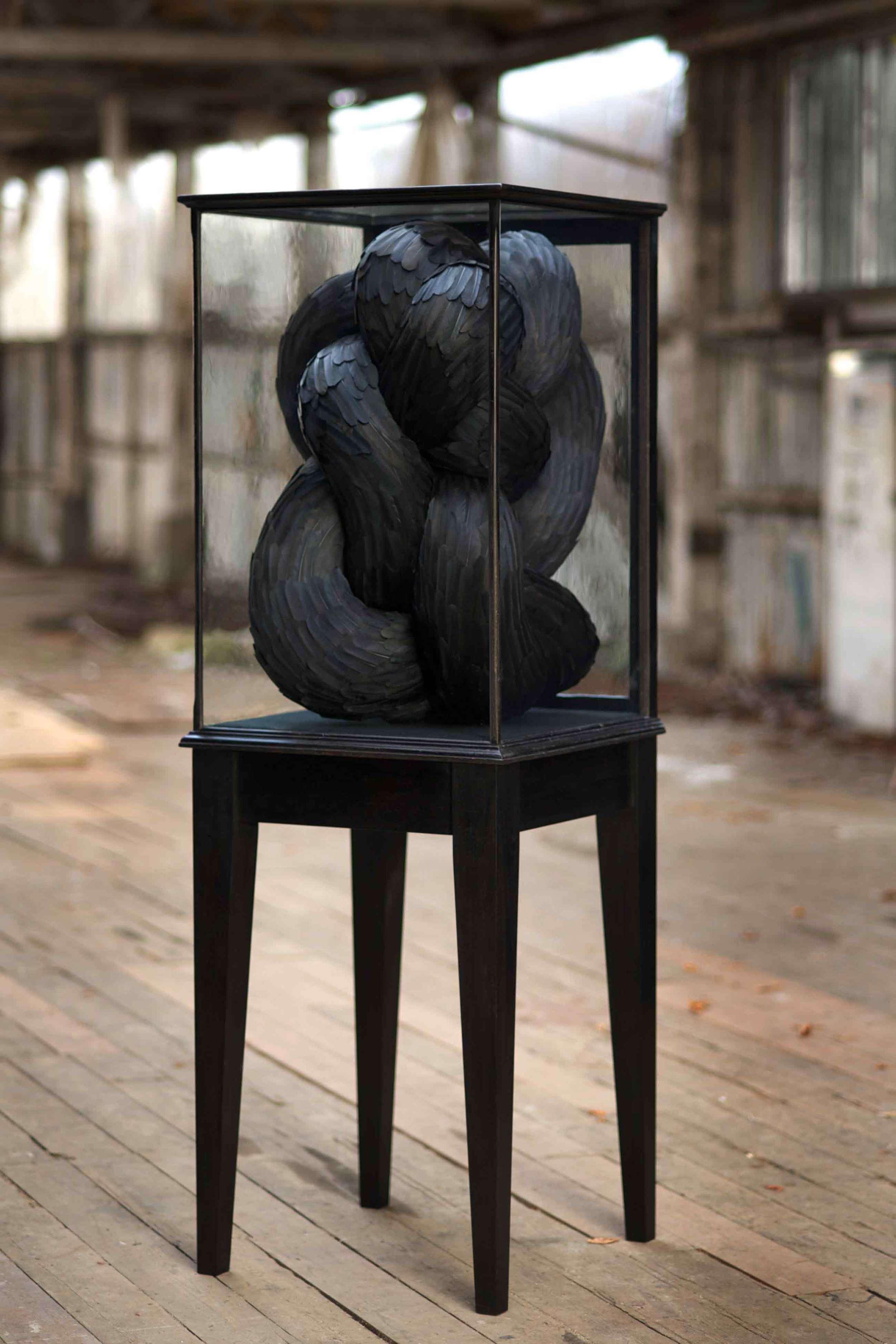 Flail, 2013, Kate MccGwire