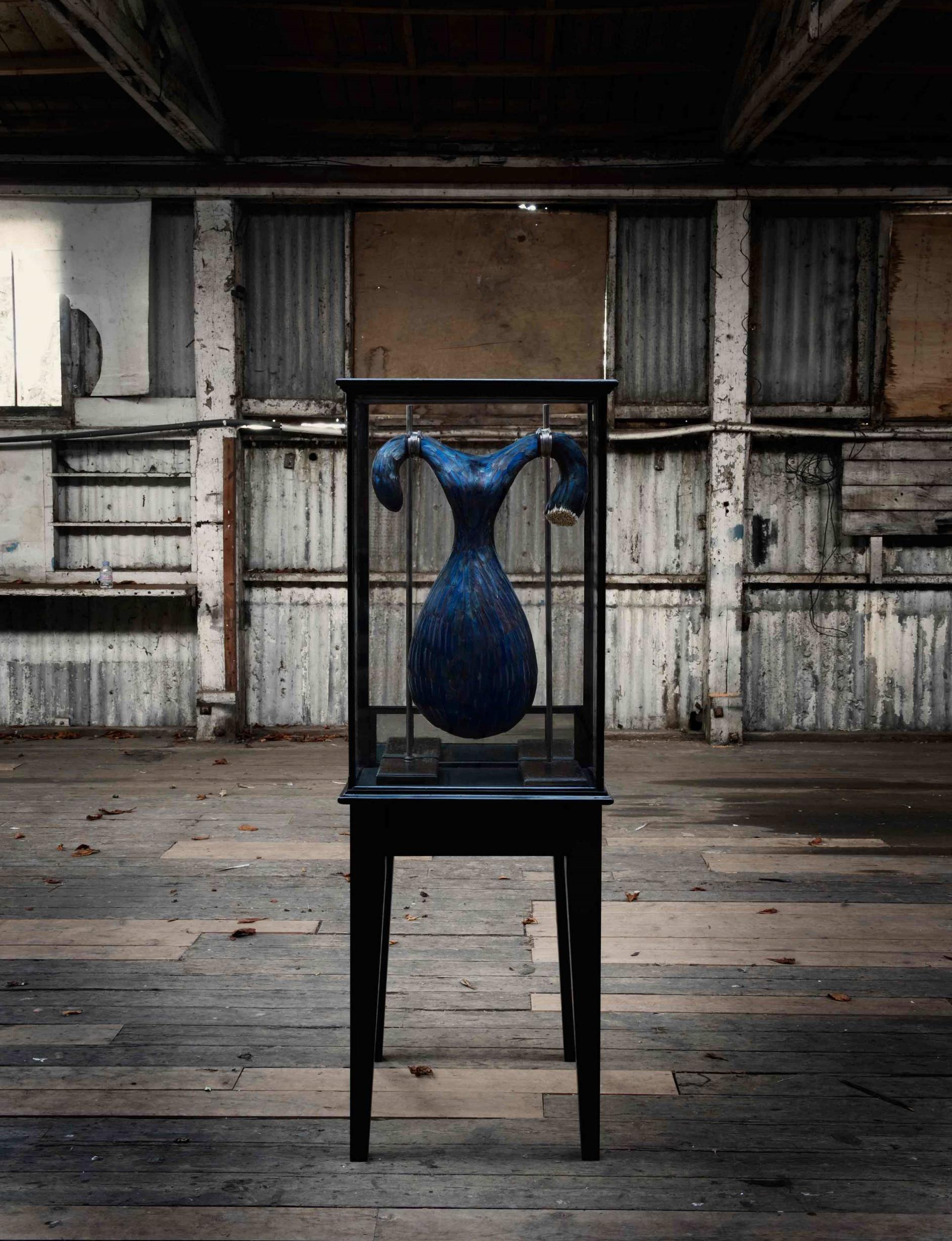 Coerce, 2012, Kate MccGwire