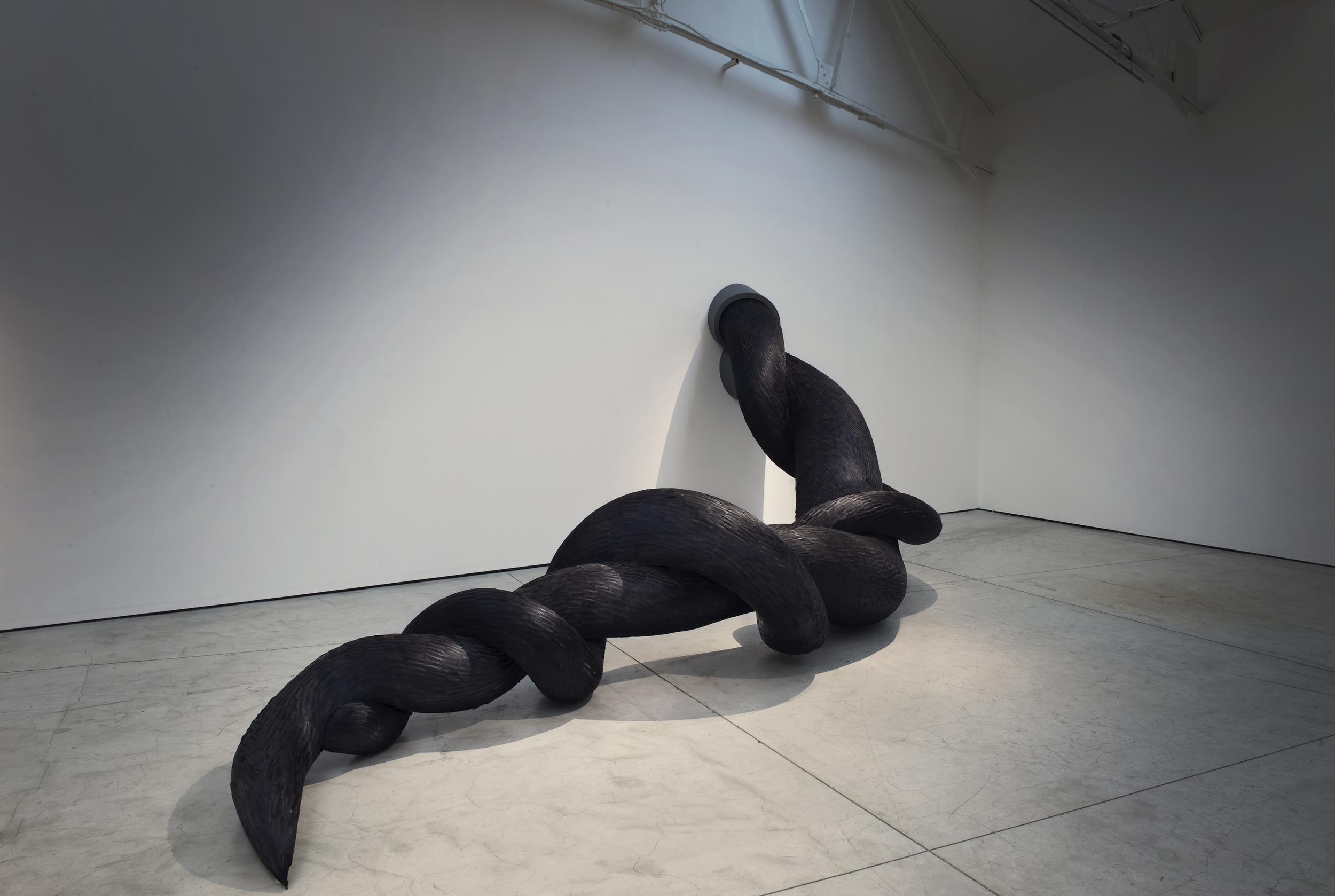 Gyre, 2012, Kate MccGwire