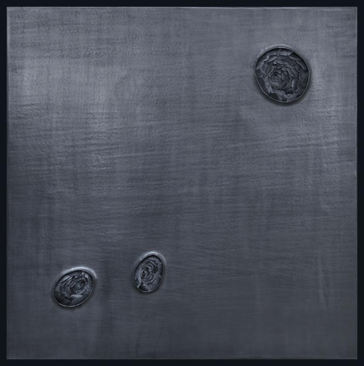 Stigma (Shend), 2012, Kate MccGwire