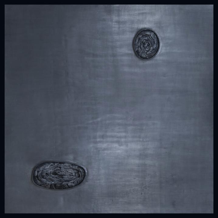 Stigma (Smirch), 2012, Kate MccGwire