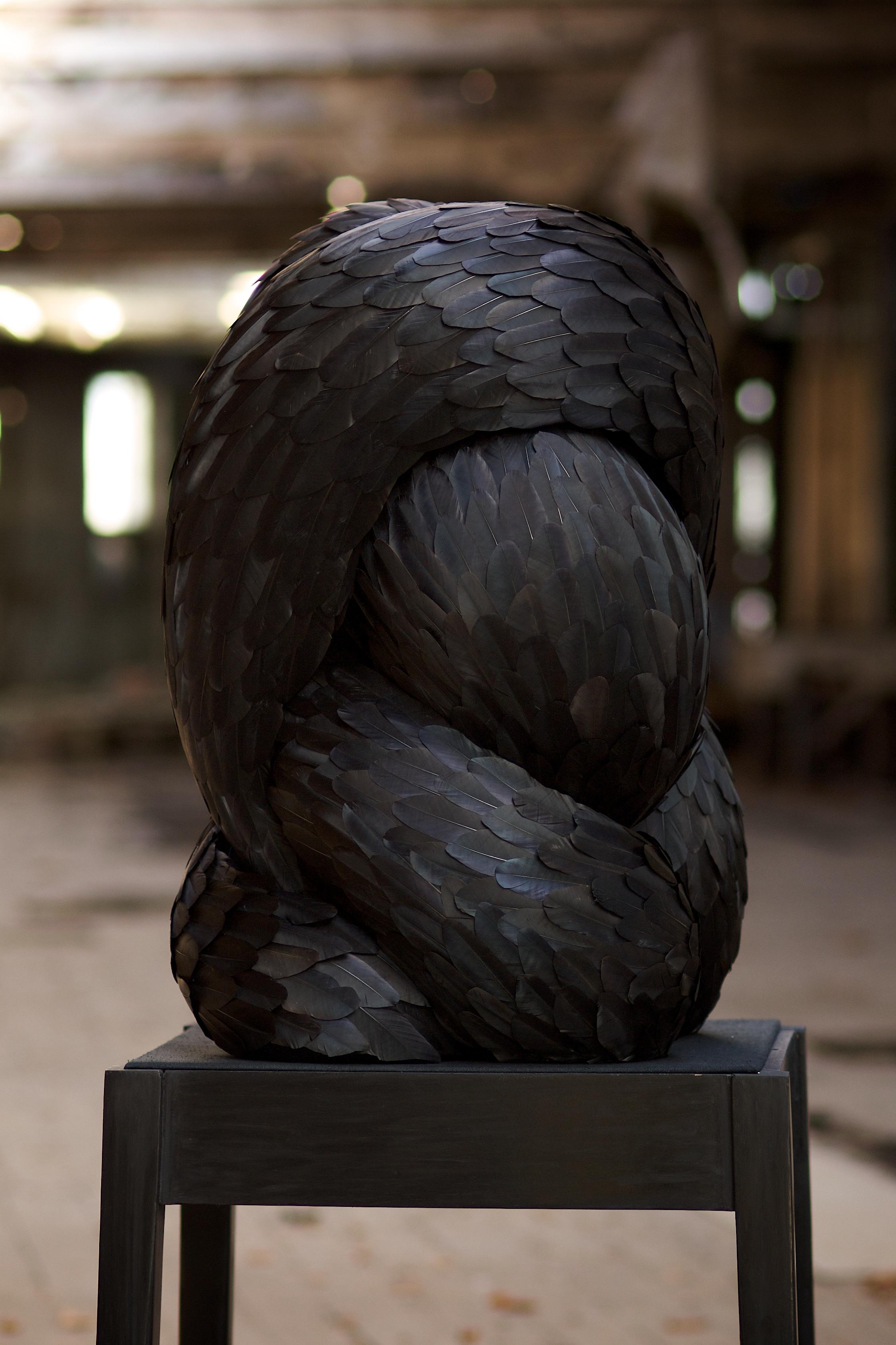 Gag, 2009, Kate MccGwire
