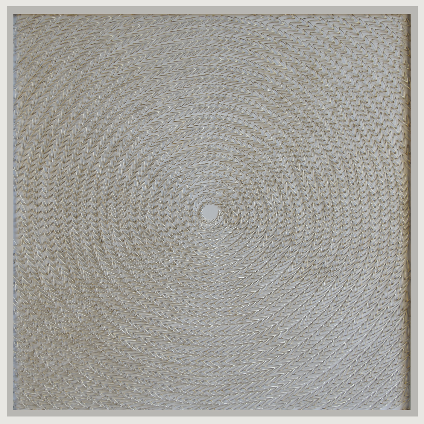 Brood (36 Days), 2007, Kate MccGwire