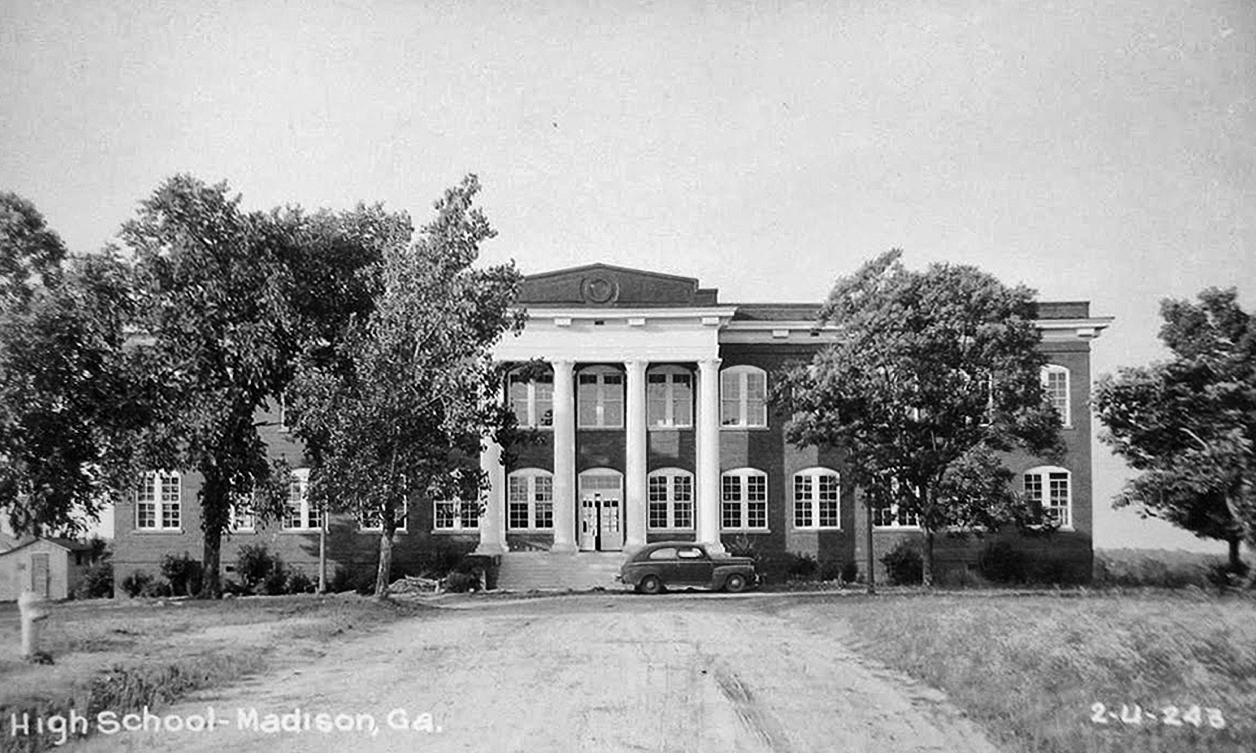 Madison High School - 1940s.jpg