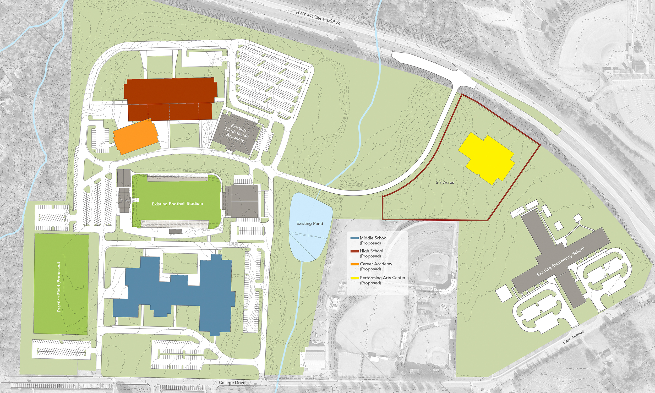 MCCSS Facilities Master Plan