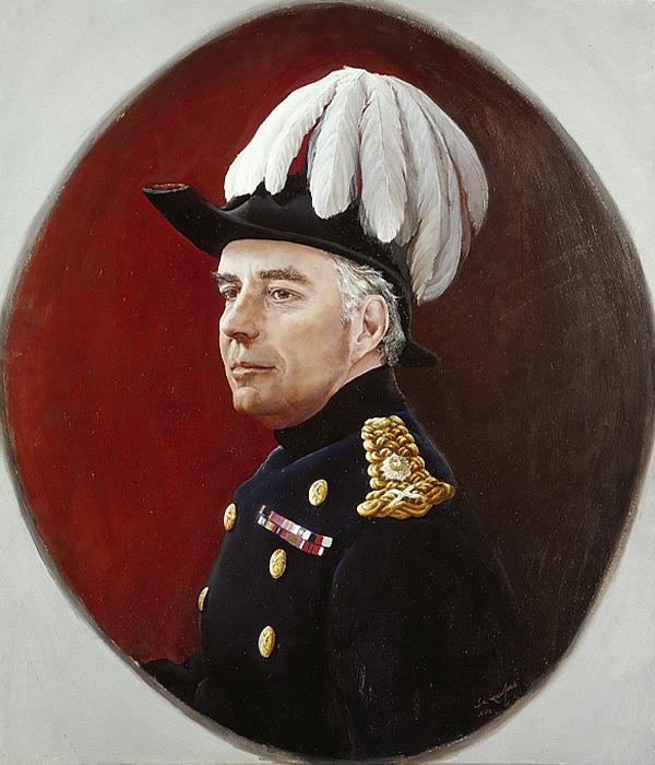 Lt.General Sir James Bowes Lyon