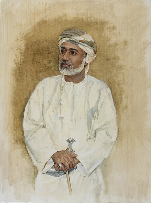 HM Sultan Qaboos Bin Said Al Tamur of Oman