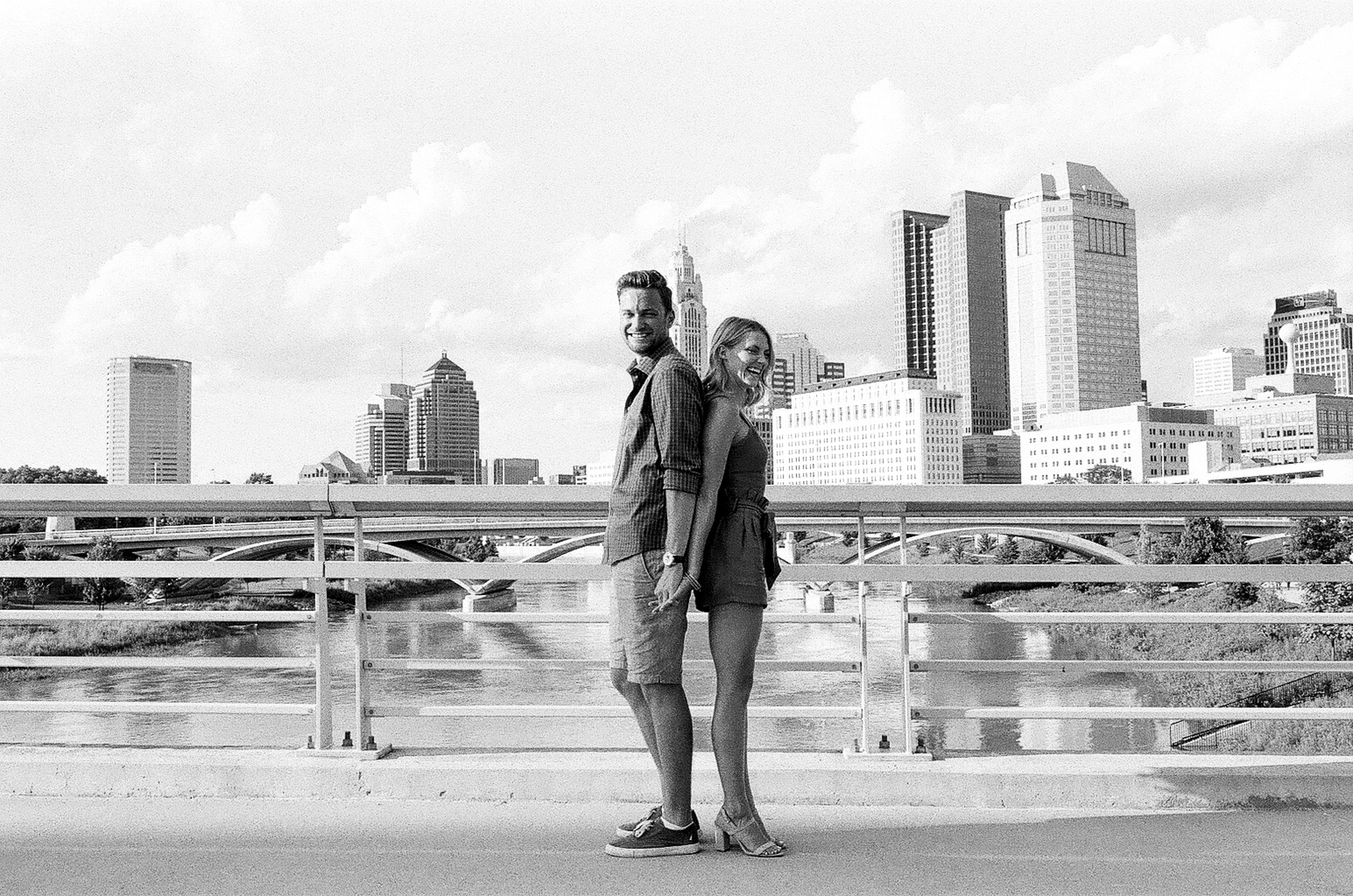 engagement Columbus Ohio