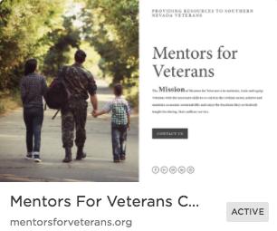Veteran's Non-Profit