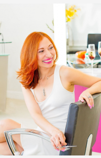 Elite stylist. Master colorist. International Entrepreneur. Beauty Visionary. The heart and soul of our salon.