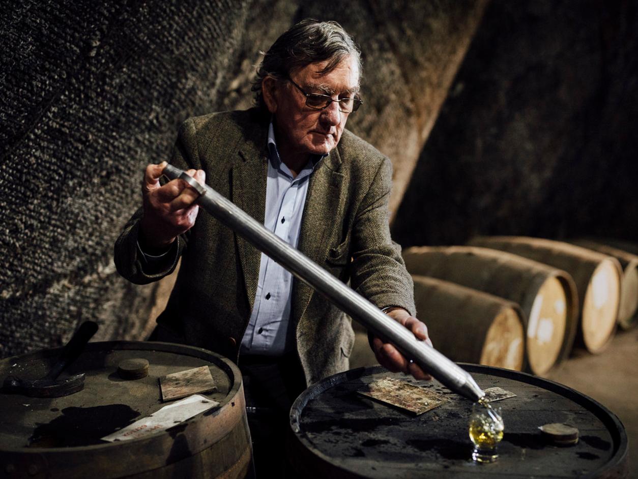 Kilbeggan Distillery in Ireland