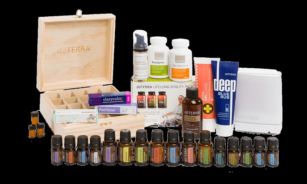 Buy essential oils