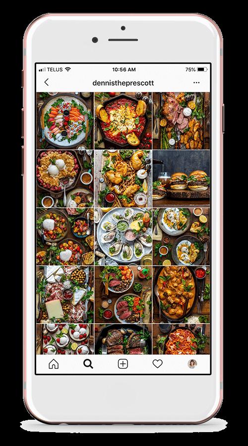 Get more followers on Instagram | Ashley Srokosz | Nutrition business