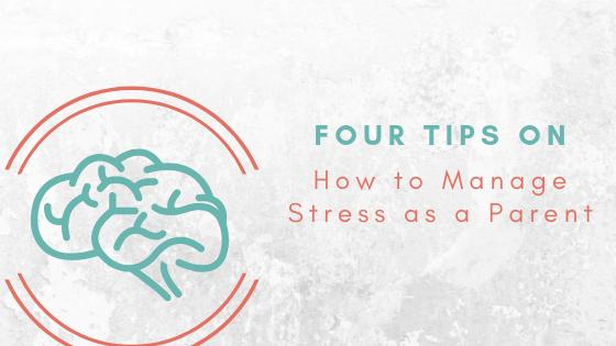 stress management as a parent