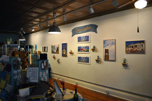 Joy-ridden  at Fabricate Gallery, Cincinnati Ohio