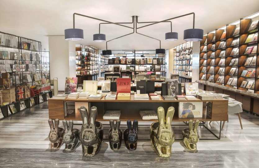 Around the World    A quick look at some innovative international store designs