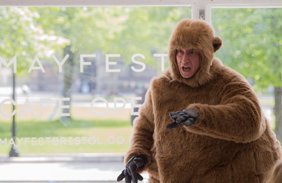 Tom Wainwright: Barry the Beaver